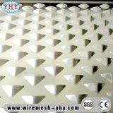 Dekoratives perforiertes Metallaluminiumineinander greifen-perforierter Bildschirm