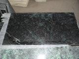 Mattonelle/lastra di marmo sempreverdi della Cina