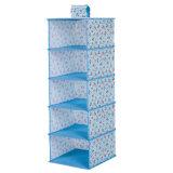 Armario Multi-Storey Caja de almacenamiento de cajones coloridos multifunción Bolsa colgante