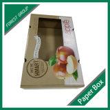 Supermercado titular de frutas Caixa de Exibição da Apple
