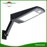 Angle réglable 48 Graden solaire LED du capteur de mouvement de Lumière pour chemin Balocony