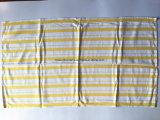 中国の工場農産物はしまのあるジャカード綿のふきんをカスタム設計する