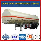 Cimc 3 Axle 40m3 нефтяного танкера/топлива топливозаправщика трейлер Semi