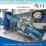 Film di materia plastica Agglomerator/costipatore/plastica fibra dell'animale domestico che ricicla macchina costipatrice