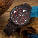 Вахты спорта способа 323 Yazole Wristwatch случая Unisex водоустойчивого большой для людей