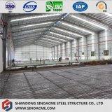 Workshop de Estrutura de aço com estrutura Gabled Peb