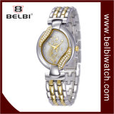 Belbiの贅沢なアナログの女性水晶ギフトの宝石類の腕時計