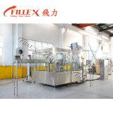 A linha de produção de enchimento de água com marcação CE