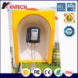 Высокое качество телефонной связи капот Kntech RF-13Атмосферостойком телефон акустический кожух