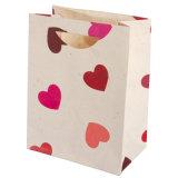 승진 (YH-PGB025)를 위한 심혼 로고 형식 종이 선물 부대