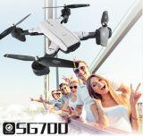 Vouwbare Hommel Sg700 van de Camera van Fpv WiFi van de Greep van de hoogte de Lucht
