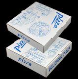 De goedkope Doos van de Pizza van de Verpakking van de Douane Embleem Golf
