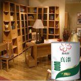 Cabina de pintura de muebles Pintura acabado en madera PU