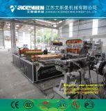 Vitrage PVC/Bamboo tuile de toit de la machine