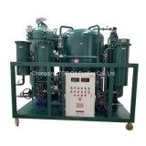 Calidad comestible de la máquina de purificación de aceite de girasol de uso