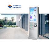 "Fußboden-stehendes Telefon-Ladestation mit dem 43 "" DigitalSignage"