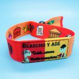 NTAG213 Festival NFC RFID Bracelets en tissu de l'événement