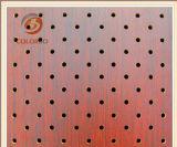 Interne Trennwand-hölzerne perforierte akustische Wände