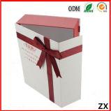 2018 까만 마분지 화장품 고정되는 포장 선물 서류상 칼라 박스