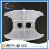 De plastic Super Zadels Intalox van pp met 25mm 38mm 50mm voor de Toren van de Adsorptie