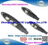 Yaye 18 prix d'usine Hot VENDRE CE/RoHS/UL46.5 USD/PC pour 150W à LED et LED de feux de route de la rue lampe avec 2/3/5 ans de garantie