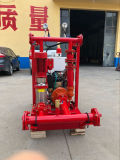 Feuerbekämpfung-Wasser-Pumpe stellte für Südamerika-Markt ein