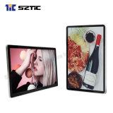 21,5/27/32/43/49/55/65/70 à l'intérieur de la signalisation numérique LCD Montage mural Ad Player