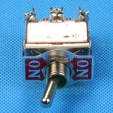 2トグルスイッチを受けとる15Aの方法6 Pin