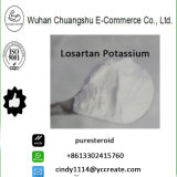 Het Kalium Ruwe Material&#160 van Losartan van de Rang van Pharma; voor Hypertensie