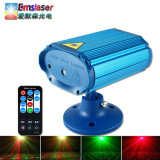 Heißer Verkauf Rg Mini-LED Partei-Lichttwinkling-Anfangseffekt-Weihnachtslaser-Projektor