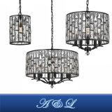A&L le style nordique Galina série lustre en cristal Pendentif lampe moderne