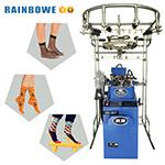 Rb Chaussettes textiles de la machine, machine à tricoter les chaussettes