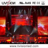 P3.9コンサートのイベントのための屋内表示画面のパネルのビデオ壁