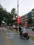 Smart Afficheur à LED pour publicité de plein air