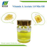 Высокое качество ацетат витамина А масло 1.0miu CAS № 127-47-9