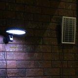 IP65 indicatore luminoso impermeabile solare del proiettore LED con il comitato solare esterno per dell'interno ed esterno