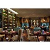 Diseño simple de madera juego de mesa de comedor Muebles para Restaurante