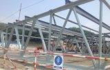 /Mobile/modulares prefabricados/metal/acero prefabricadas puente / Godown / Plataforma / Galpón / Taller