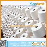 de Gesponnen Naaiende Draad van de Polyester 40s/2 100% voor Overhemden