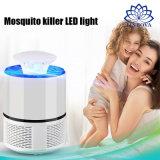 Moustique électronique Killer moustique à l'intérieur de l'insecte ravageur Zapper lampe d'interruption