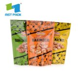Food Grade биоразлагаемой упаковки Ziplock продовольственной контейнер прозрачный пластиковый пакет