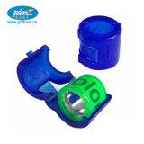 Plastikgeöffneter Ring-Taube Ringschutz-Kasten