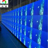 P3 LED intérieure de l'étape de panneaux de fond écran LED d'image HD