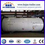 20FT 40FT ISO-Becken-chemischer Becken-Standardbehälter