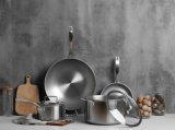 Оптовая торговля титановый корпус из нержавеющей стали не Memory Stick кухня кухонные принадлежности посуда для приготовления пищи (сковородки и кастрюли)