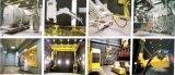 Sala de chorreo de arena robótica automática