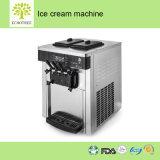 Machine commerciale de haute qualité Icecream de multiples couleurs Choisissez la Machine de crème glacée