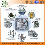 中国の温室か家禽または研修会の冷却ファンは収容する