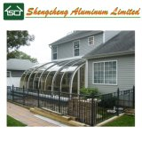 Горячая ванна корпус/ СПА бассейном крышку с алюминиевыми структуры