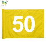 De openlucht Vliegende Banner van de Vlag van het Gat van het Golf van de Polyester